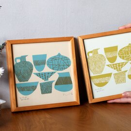 BIRDS' WORDS│MULTICOLOR SILK SCREEN