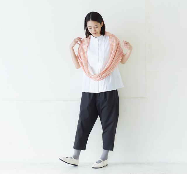 model:168cm color:ピンク