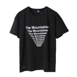 MOUNTAIN EQUIPMENT|Graphic Tee グラフィックTシャツ半袖吸汗速乾・425740・425742 マウンテンイクイップメント