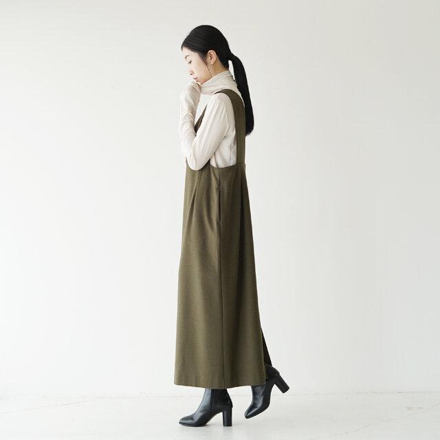 モデル:166cm / 47kg color : black / size : 23.5cm