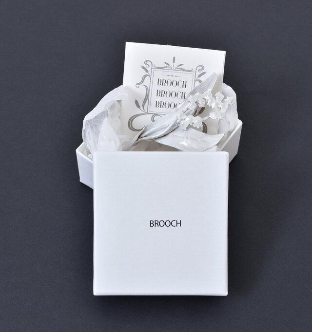 アイテムは専用BOXに入れてお届け。大切な方への贈り物としてもおすすめですよ。