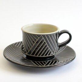 Kamany|COFFEE CUP & SAUCER