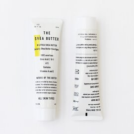 THE|THE SHEA BUTTER