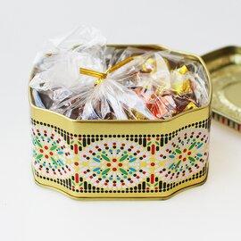 ambrosoli|デイジーキャンディー缶