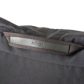 millican|Nick the MessengerBag 13L ニック メッセンジャーバッグ 13L・M131 ミリカン