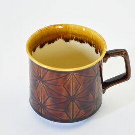 平安楽堂 麻の葉 マグカップ