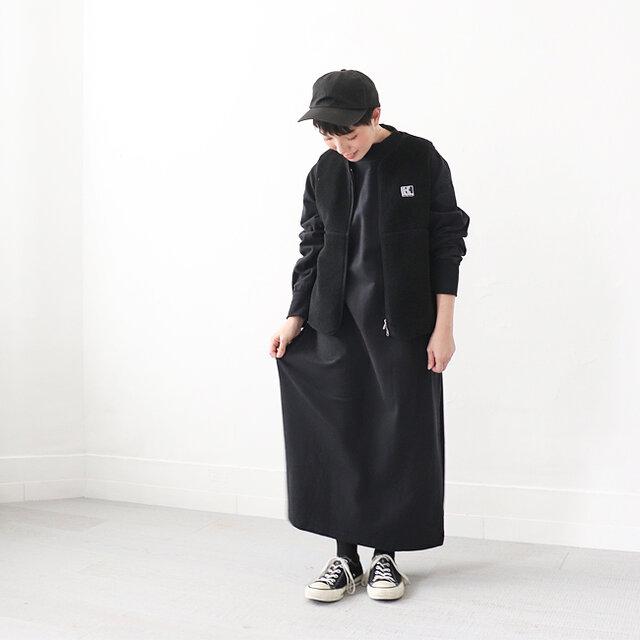 ブラック / WM 着用、モデル身長:150cm