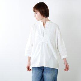 Veritecoeur|コットンスキッパーシャツ st-028c-fn