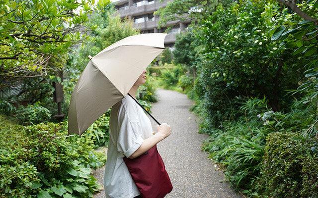 """STANDARD SUPPLY フォールディングアンブレラ """"RAINY"""" FOLDING UMBRELLA(晴雨兼用)"""