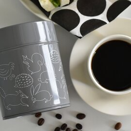 松尾ミユキ|コーヒー缶 TINY ANIMALS