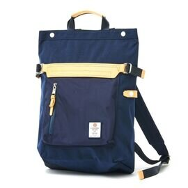 AS2OV|アッソブ/HI DENSITY 2WAY BAG