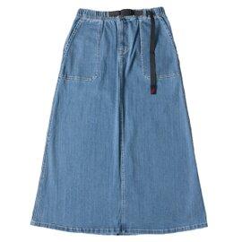 GRAMICCI|DENIM BAKER SKIRT デニムベーカースカートロングスカート・GLSK-19S079 グラミチ