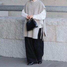 TUTIE.|【aiさんmegさんerikaさんコラボ】リネンバンドカラーヒヨクシャツ
