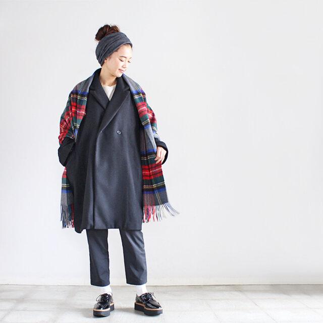 ブラック 着用、モデル身長:164cm
