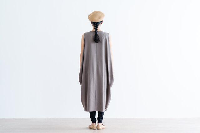 homspun|60/1 天竺 ロング丈パンツ