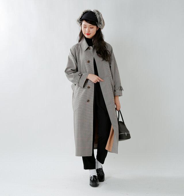 model kanae:167cm / 48kg color : black / size : one