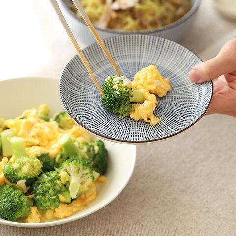 昭和製陶|千段十草 椀/丼/皿(せんだんとくさ)