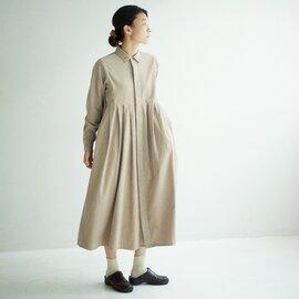 GRANDMA MAMA DAUGHTER|ハイウェストタックシャツワンピース