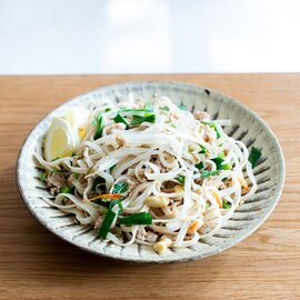 yumyum|有機玄米麺(太麺・細麺)