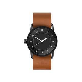 TID Watches|TID No.1 Leather Wristband(革ベルトブラックバックル)