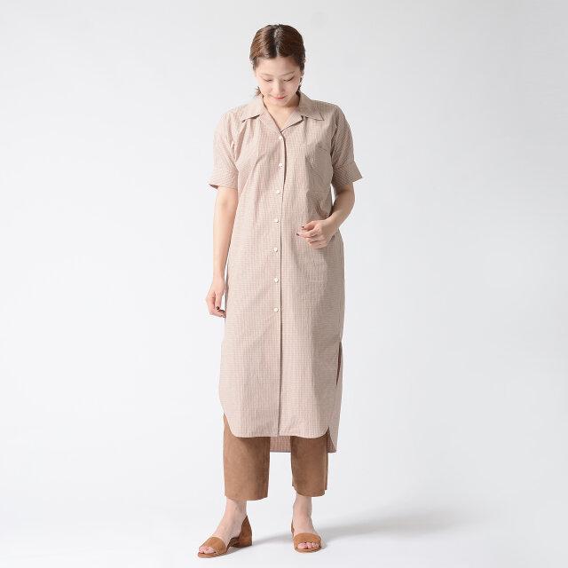 モデル:170cm / 54kg color : pink(col.40) / size : フリーサイズ
