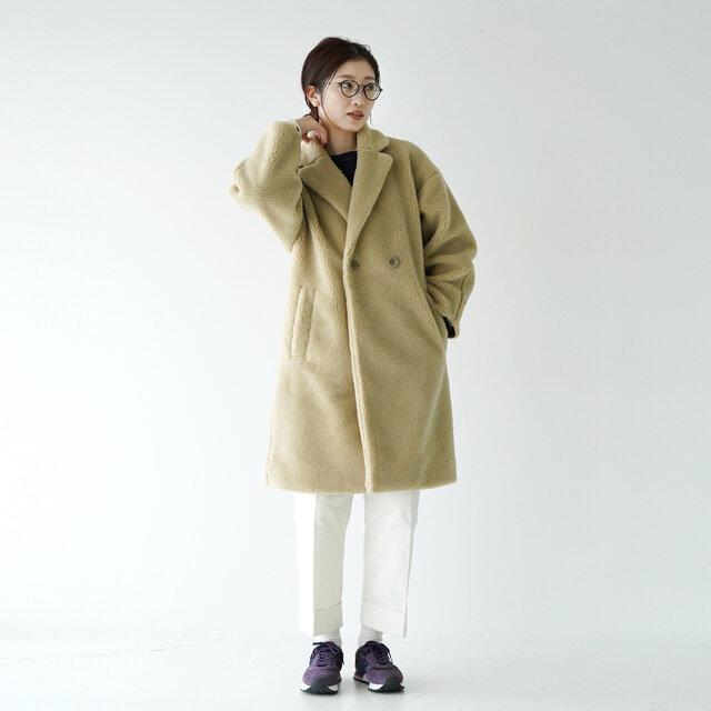 モデル:166cm / 47kg color : ウェットロープ(WR) / size : WM(レディースS〜M)