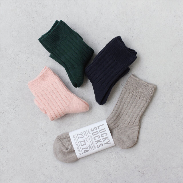 88ed6efd512dda LUCKY SOCKS|Smooth Ankle Socks2 - CDC GENERAL STORE(シーディーシー ...