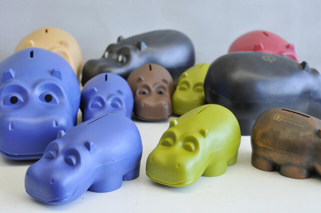 MK Tresmer│HIPPO Money Box