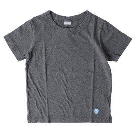 ORCIVAL コットン天竺クルーネック半袖Tシャツ・RC-6919 オーシバル/オーチバル