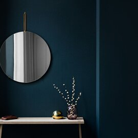 MOEBE|WALL MIRROR (φ30cm / φ50cm / φ70cm)