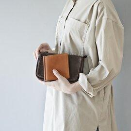 土屋鞄製造所|レザーマスクケース