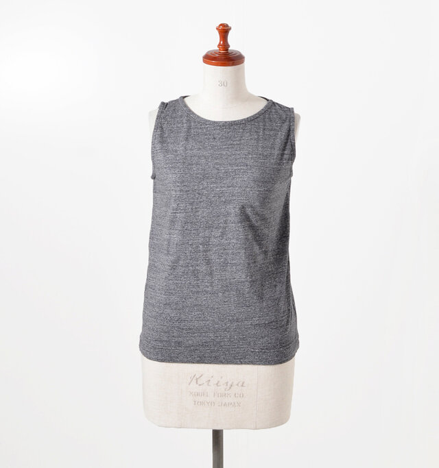 color : top charcoal