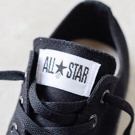 【キナリノspecial price】CONVERSE│キャンバスオールスターOX allstar-ox-mm