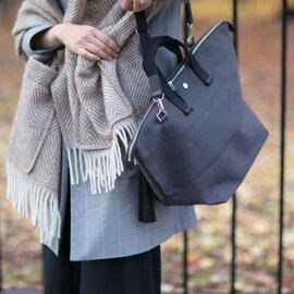 CaBas × TRESOR | N°33 Bowler bag medium+Shoulder strap