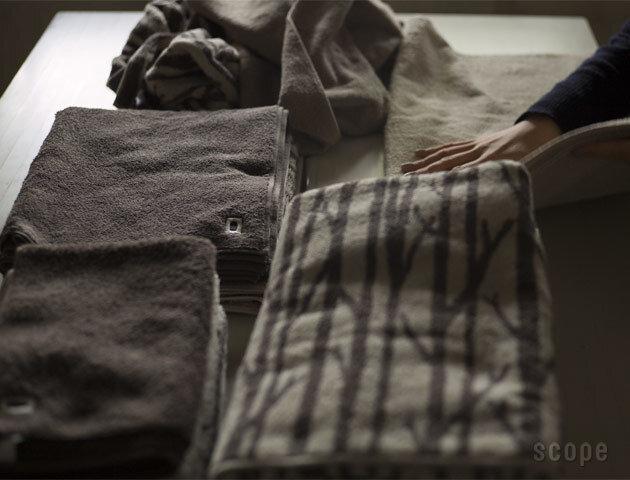SCOPE | house towel ベージュ