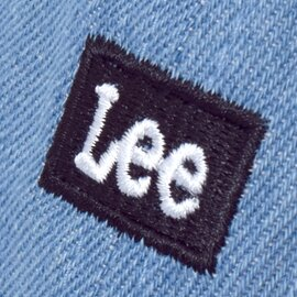 Lee|Leeロゴキャップ la0321-ss-yn
