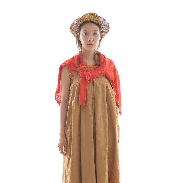 モデル:164cm / 49kg color : red / size : フリーサイズ