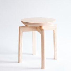 匠工芸 SUU別注 木のマッシュルームスツール