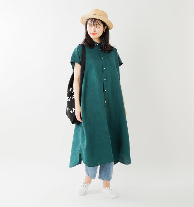 model kanae:167cm / 48kg color : blanco / size : 38