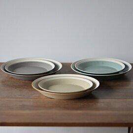 木村硝子店×イイホシユミコ dishes 180 plate/220 plate
