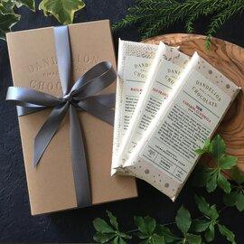 Dandelion Chocolate|蔵前チョコレート・コレクション(3枚入り)