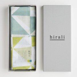 hirali|ガーゼストール かさねの色目 ~風光る~