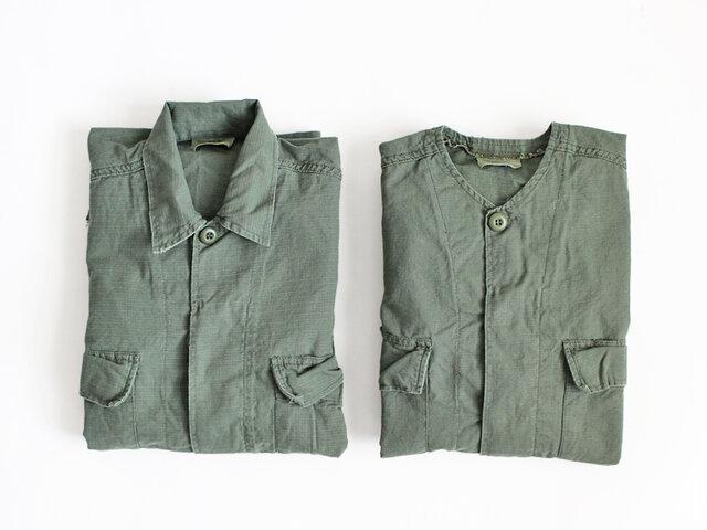 ROTHCO|BDUクルーネックシャツジャケット