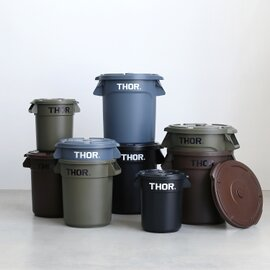 THOR|Round Container With Lid