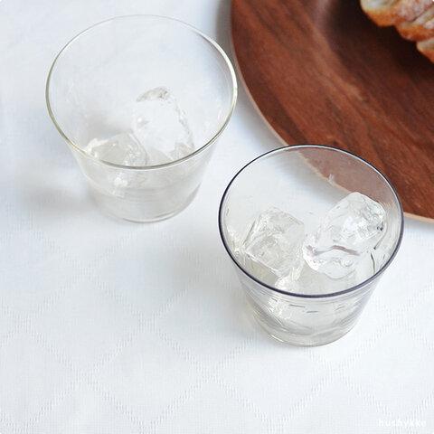 WASHIZUKA GLASS STUDIO グラス[クリア]