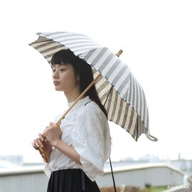 SUR MER[シュルメール ]リネン日傘