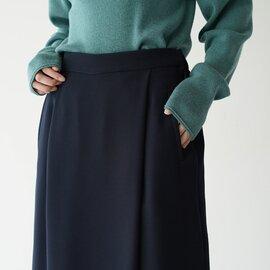 whyto|ラップ ライン パンツ Wrap Line Pants WHT21FPT2 ホワイト