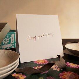 sotlight|HEY DAY 二つ折りメッセージカード