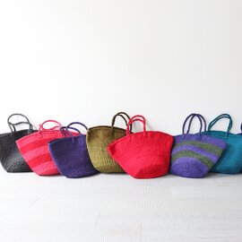 MACHAKOS| SISAL かごバッグ