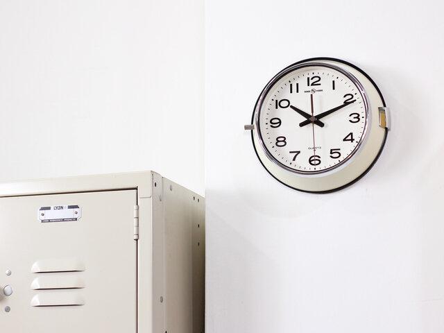 PACIFIC FURNITURE SERVICE×SEIKO|WALL CLOCK